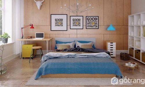 Ý tưởng thiết kế phòng ngủ trẻ em khiến ai cũng tấm tắc khen ngợi