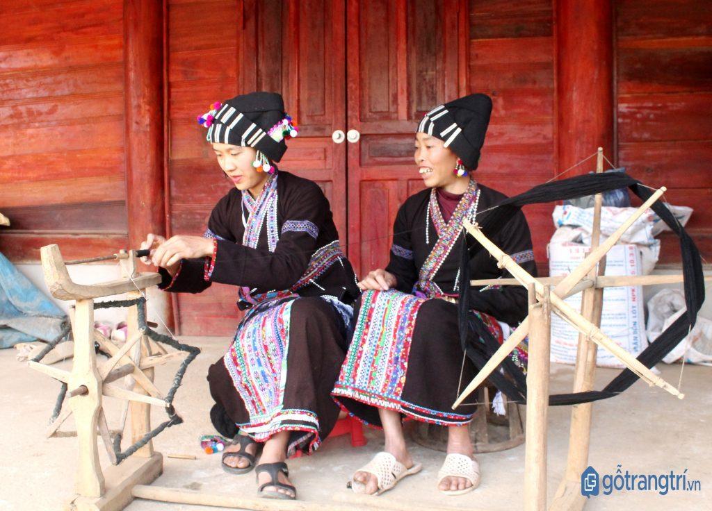Đồng bào Lự chiếm khoảng 2% dân số của tỉnh Lai Châu. (ảnh: internet)