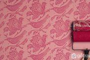 Sơn hoa văn - Dòng sơn nội thất làm mới căn nhà trong dịp Giáng Sinh