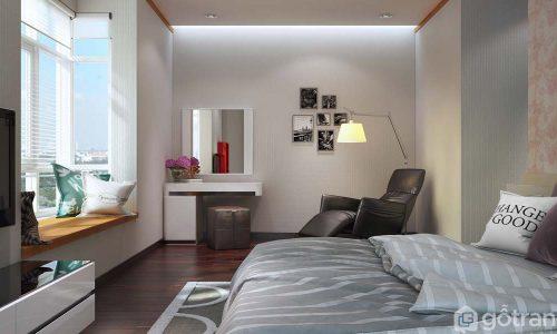 Cách thiết kế phòng trọ 15m2 thành căn hộ cao cấp
