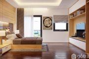 15+ mẫu thiết kế nội thất chung cư 2 phòng ngủ xu hướng mới nhất 2019