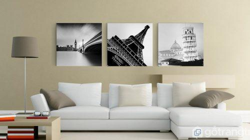 15+ mẫu tranh trang trí nội thất đẹp tuyệt đỉnh cho không gian sống