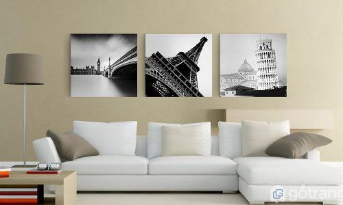 [Chuyên gia] 15+ mẫu tranh trang trí nội thất đẹp tuyệt đỉnh cho không gian sống