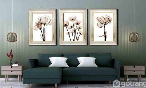 [ Chuyên gia ] Khám phá 20+ mẫu tranh trang trí phòng khách đẹp, độc, lạ