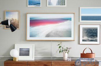 Hô biến không gian sống đẹp ấn tượng với tranh treo tường nghệ thuật