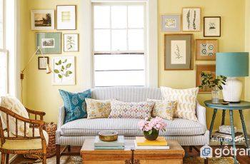 Bỏ túi 5 nguyên tắc giúp bạn chọn tranh treo tường đẹp miễn chê
