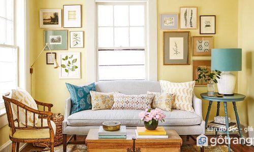 [ Tư vấn ] Bỏ túi 5 nguyên tắc giúp bạn chọn tranh treo tường đẹp miễn chê