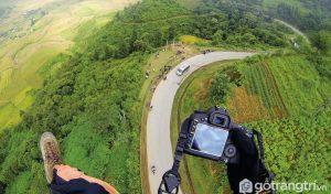 Đèo Khau Phạ là con đèo cuối cùng trong tứ đại đỉnh đèo của Việt Nam - Ảnh internet