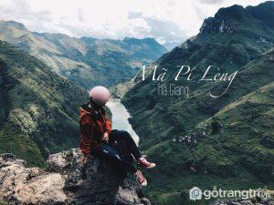 Đèo Mã Pí Lèng là ngọn đèo nổi tiếng và hùng vĩ nhất trong tứ đại đỉnh đèo - Ảnh internet