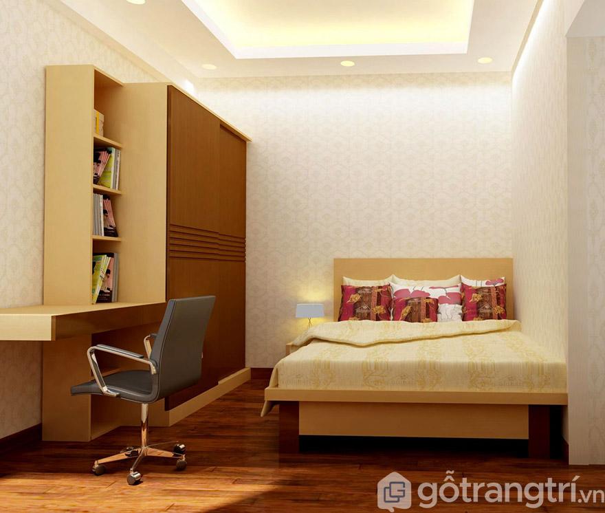 Chọn phong cách nội thất cho không gian phòng ngủ