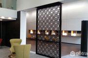 Vách ngăn nghệ thuật: Xu hướng thịnh hành trong thiết kế nội thất