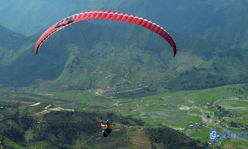 Tham khảo những điểm bay dù lượn chinh phục bầu trời ở Việt Nam