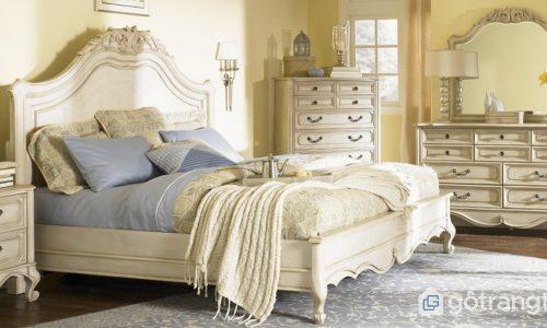 Chiêm ngưỡng những mẫu thiết kế nội thất phòng ngủ vintage lãng mạn nhất