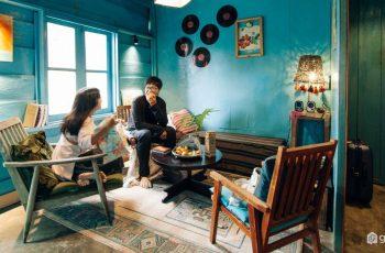 """6 homestay """"chất lừ"""" tại Hà Nội có thiết kế nội thất phong cách vintage"""