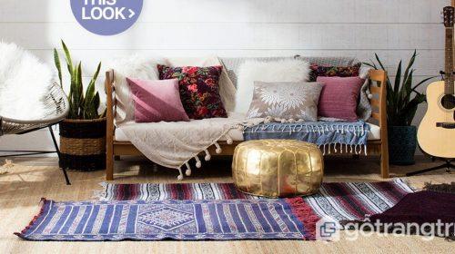 Tìm hiểu sự lãng mạn và đầy lôi cuốn của thiết kế nội thất đồng quê