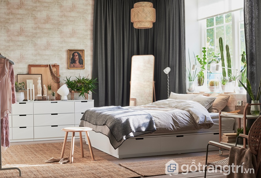 Giường ngủ có ảnh hưởng trực tiếp đến hiệu quả giấc ngủ - ảnh internet