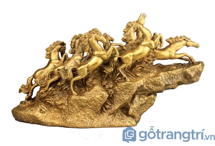 Linh vật hình ngựa cho người tuổi Tý - ảnh internet