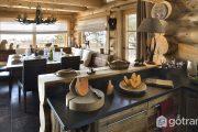 Ý tưởng mới chất lừ: Đưa thiết kế nội thất phong cách rustic vào nhà ở