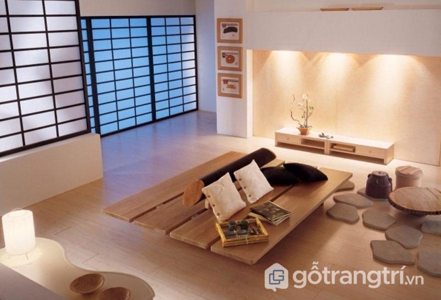 Làm sao đưa nội thất phong cách thiền zen vào trong thiết kế nhà ở? (Ảnh: Internet)