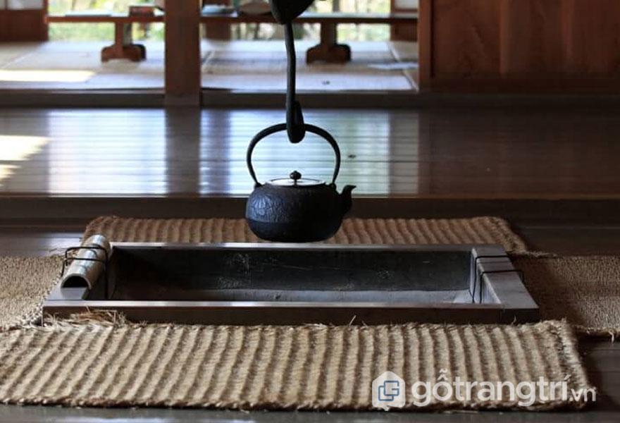 Rơm, gỗ, tre, đá, giấy, là những vật liệu tự nhiên (Ảnh dẫn theo: amenagementdesign)