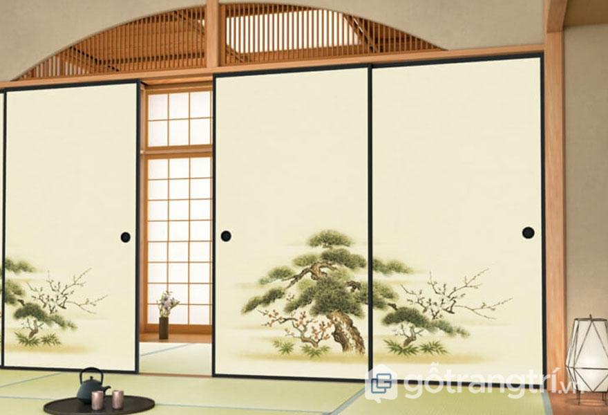 Trang trí nội thất cũng thay đổi theo mùa khác nhau (Ảnh: designmag)