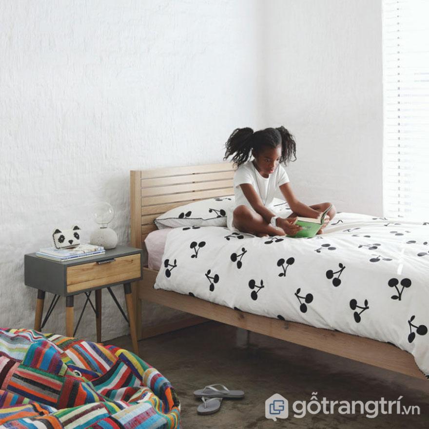 Phòng ngủ của bé (Ảnh: Internet)