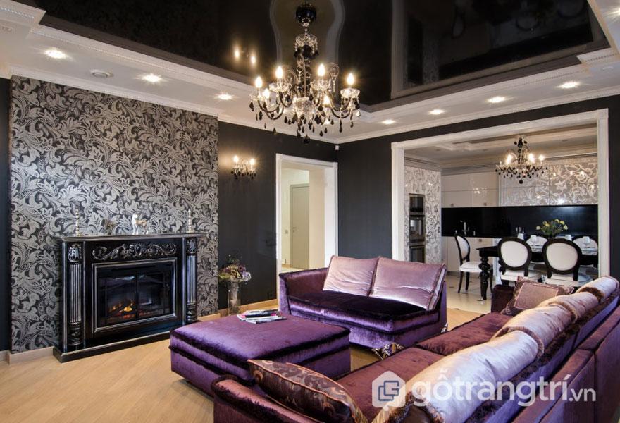 Phong cách nội thất Art Deco - Sức quyến rũ không thể chối từ (Ảnh: Internet)