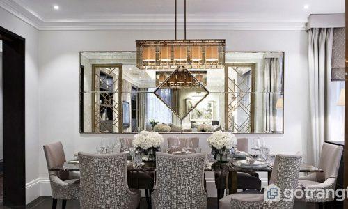 Phong cách nội thất Art Deco - Sức quyến rũ không thể chối từ