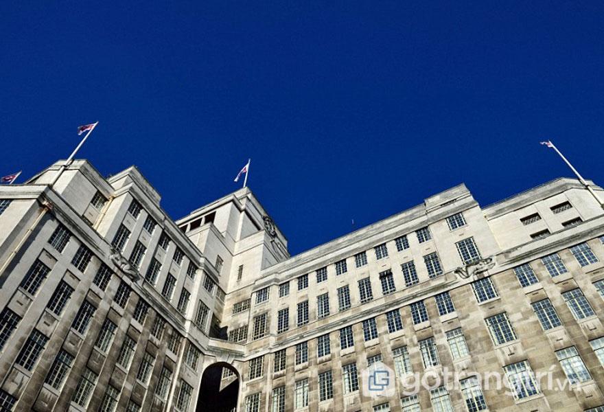 Tòa nhà 55 Broadway, Westminster (Ảnh: Internet)