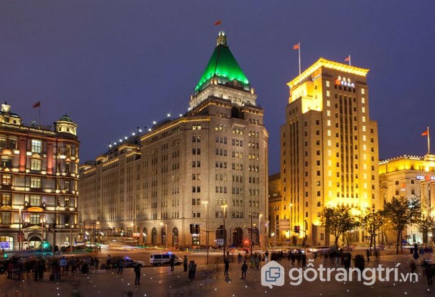 Đẹp mê mẩn các công trình nổi tiếng mang phong cách Art Deco (Ảnh: Internet)