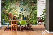 Làm mới không gian sống khi đưa phong cách nội thất tropical vào nhà ở
