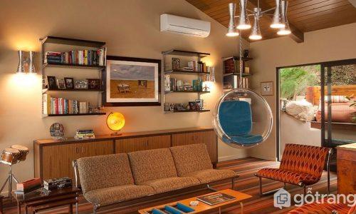 Học cách trang trí nhà theo phong cách retro style dành cho bạn trẻ cá tính