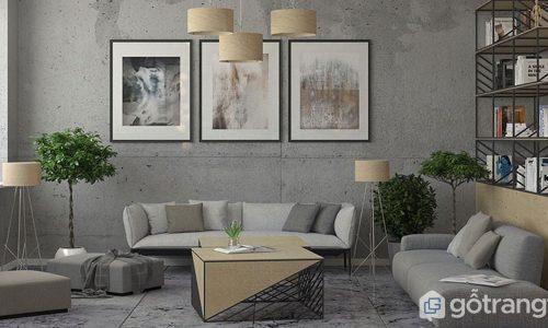 Phong cách thiết kế nội thất công nghiệp khuấy đảo thị trường 2019