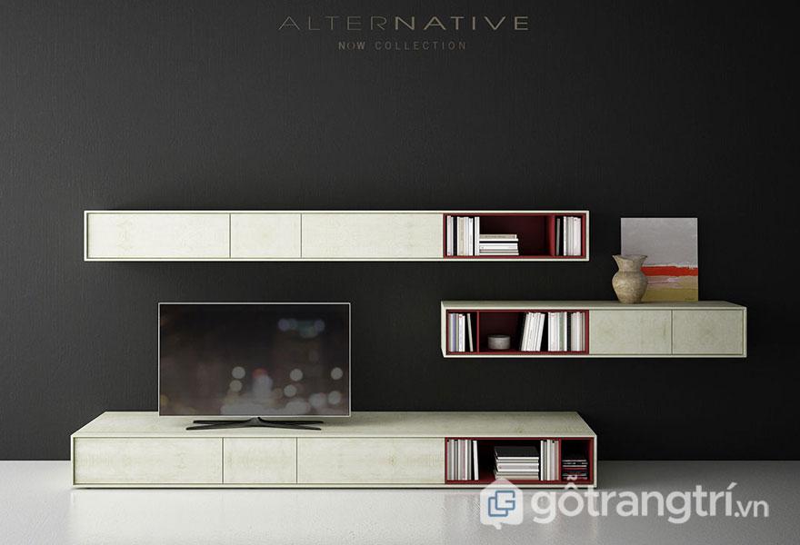 Không gian tinh tế với nội thất khá đơn giản (Ảnh: Internet)