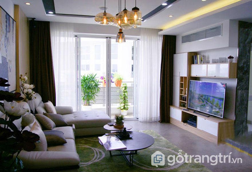 Một cái nhìn khác về phong cách phong cách zen trong thiết kế nội thất (Ảnh: Internet)