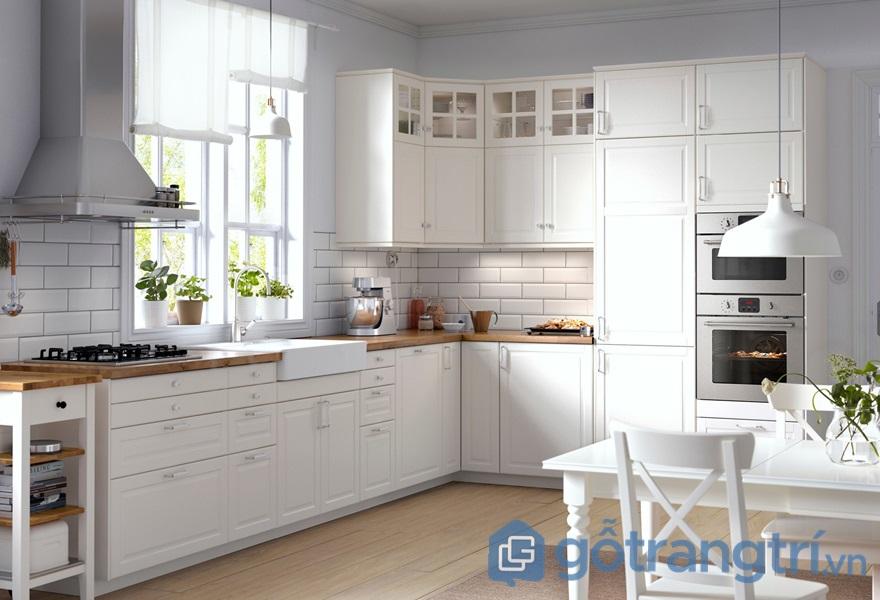 Thiết kế căn bếp theo phong thủy - ảnh internet