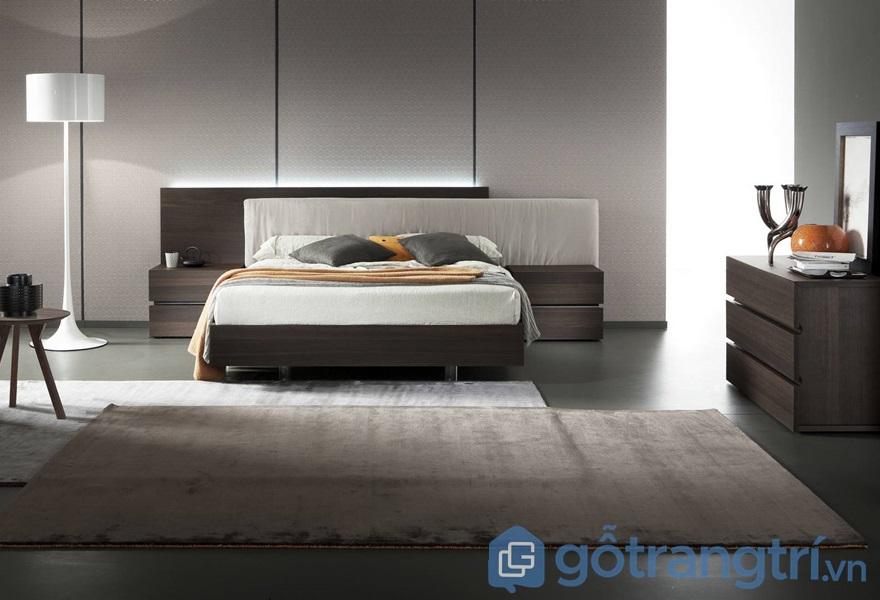 Phòng ngủ cho người mệnh Thổ - ảnh internet