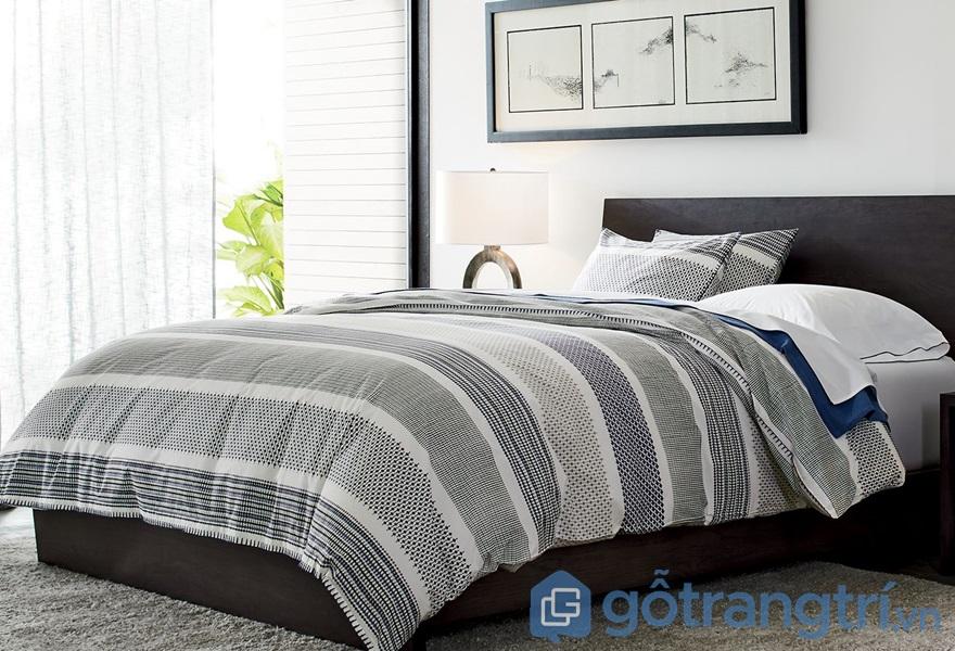 Hướng đầu giường ngủ rất quan trong trong phong thủy phòng ngủ - ảnh internet