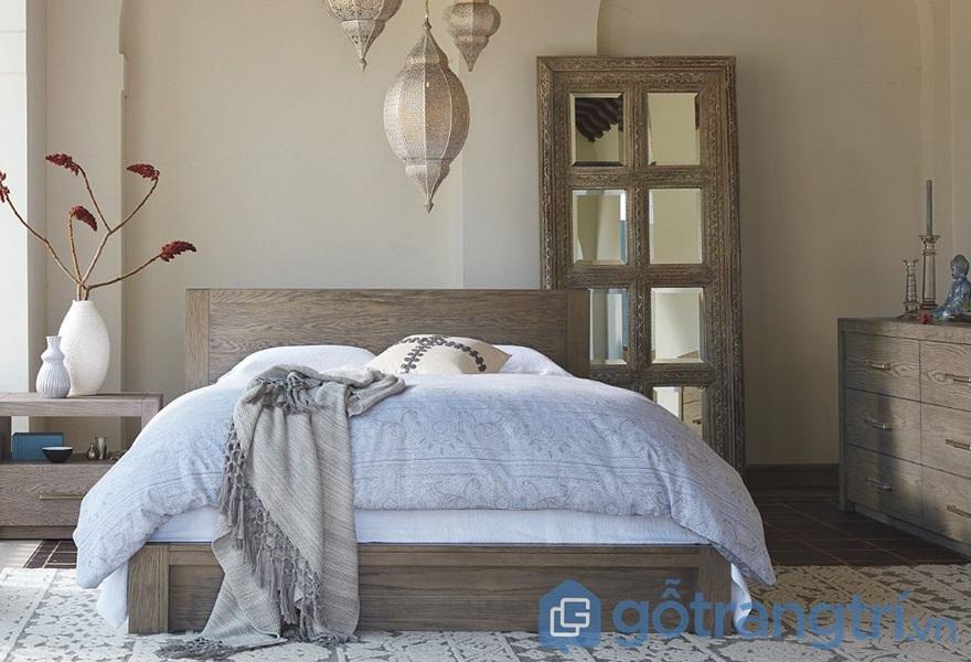 Phòng ngủ cho người mệnh Kim - ảnh internet