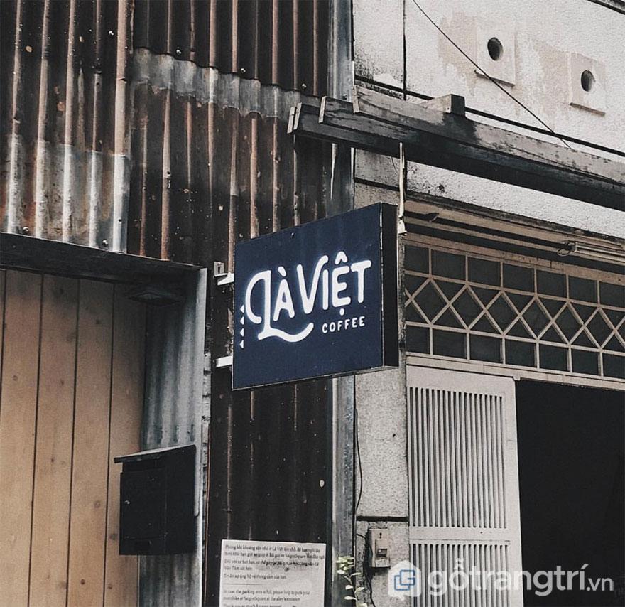 Là Việt Coffee Saigon (Ảnh: Internet)