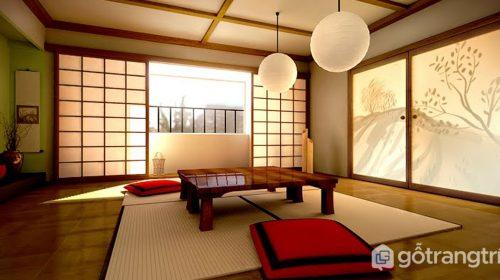 Tư vấn thiết kế nội thất nhà phong cách nhật bản khiến bao người mơ ước