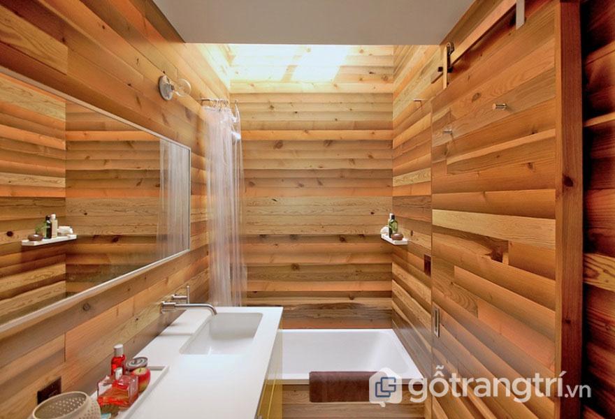Bồn tắm (Ảnh: Internet)
