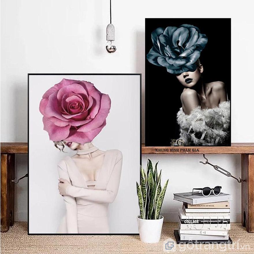 Lựa chọn mẫu tranh không chỉ đẹp mà còn sáng tạo và độc lạ.