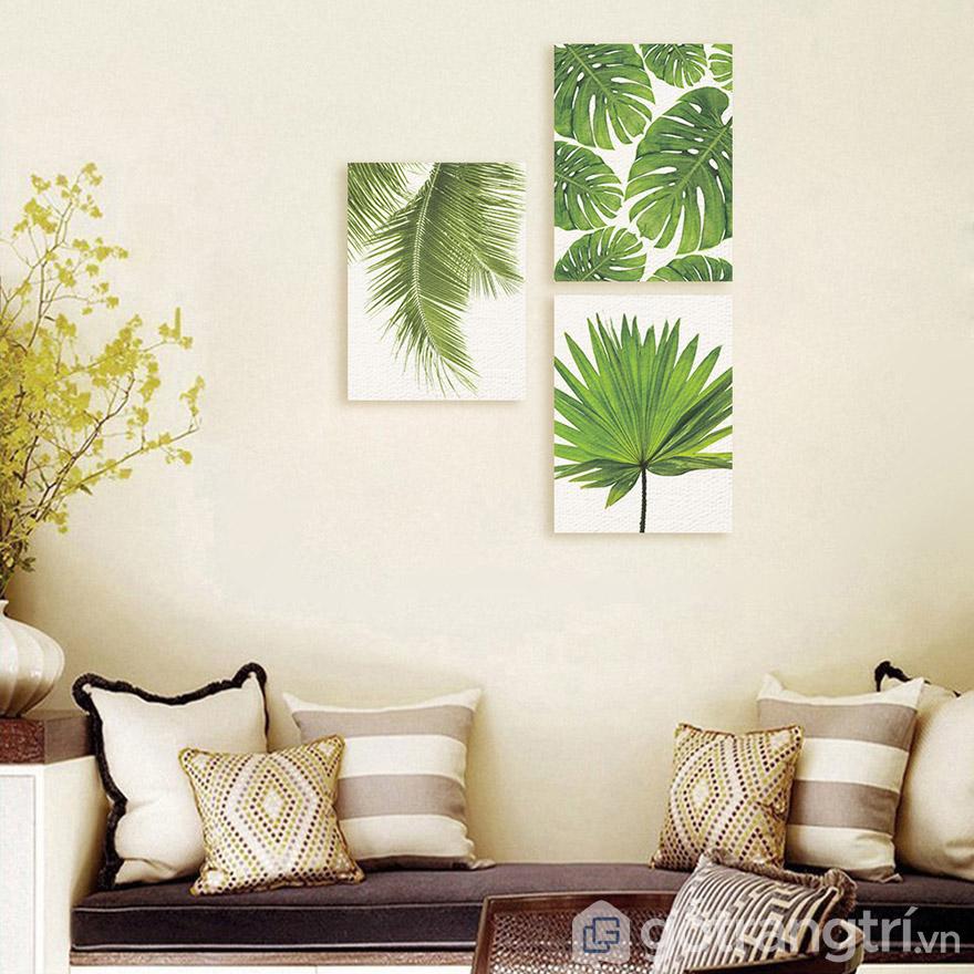 Bạn có thể tùy ý trang trí và chọn chủ đề tranh vải treo tường theo ý muốn của bạn.