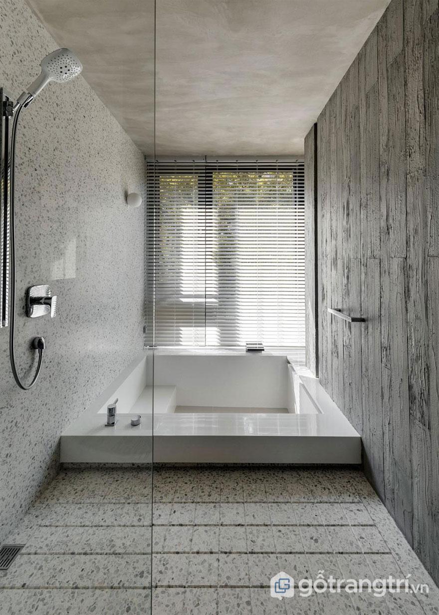 Phòng tắm (Ảnh: Internet)