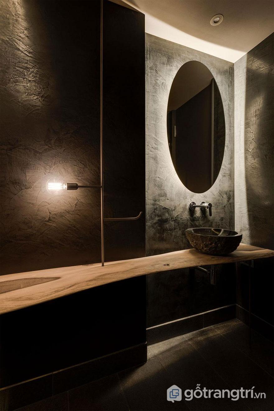 Phòng tắm sang trọng (Ảnh: Internet)