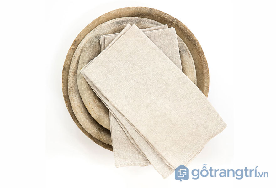 Chất liệu vải lanh (Ảnh: Internet)