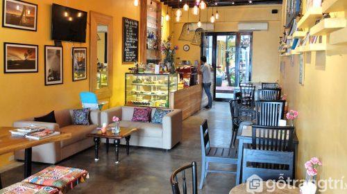 Ấn tượng với 3 quán cà phê ứng dụng phong cách bohemian trong nội thất