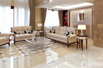 Phân biệt các loại đá trang trí trong thiết kế và thi công nội thất