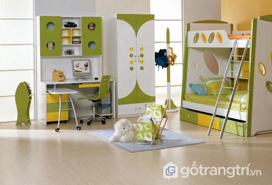 Phong cách nội thất eco là gì? Đặc trưng cơ bản của nội thất eco (Ảnh: Internet)